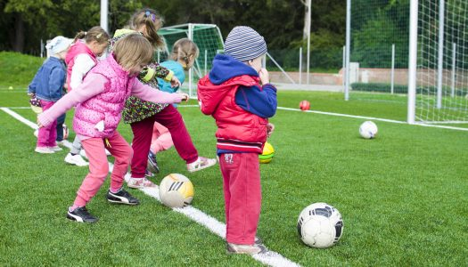 5 Basic Skills You Can Use at Your First Soccer Practice